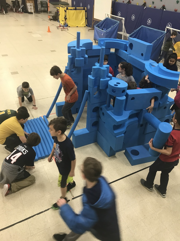 Imagination Playground Comes to LaPerche