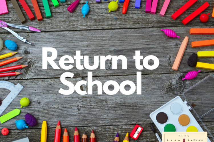 Return to School Report #6-July 24, 2020