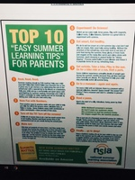 Summer Learning Guide