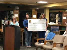 Smithfield Education Foundation Awards Grants
