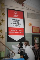 McCabe's Special Olympic National Unified Champion Banner Celebration