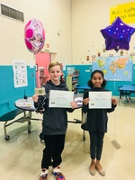 McCabe Spelling Bee Winners