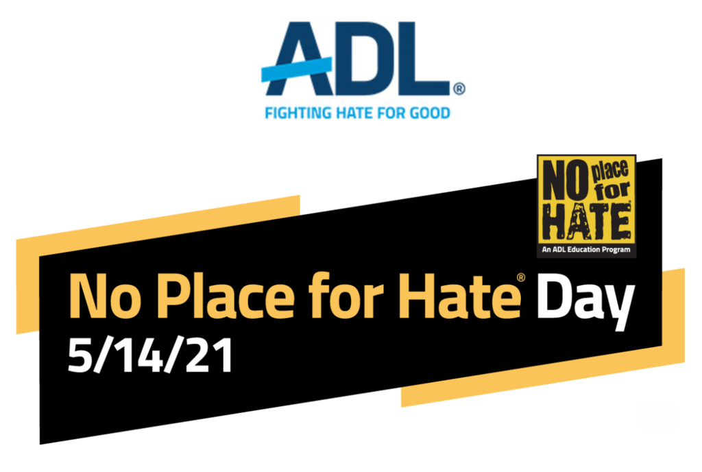 ADL Fighting Hate for Good  No Place for Hate