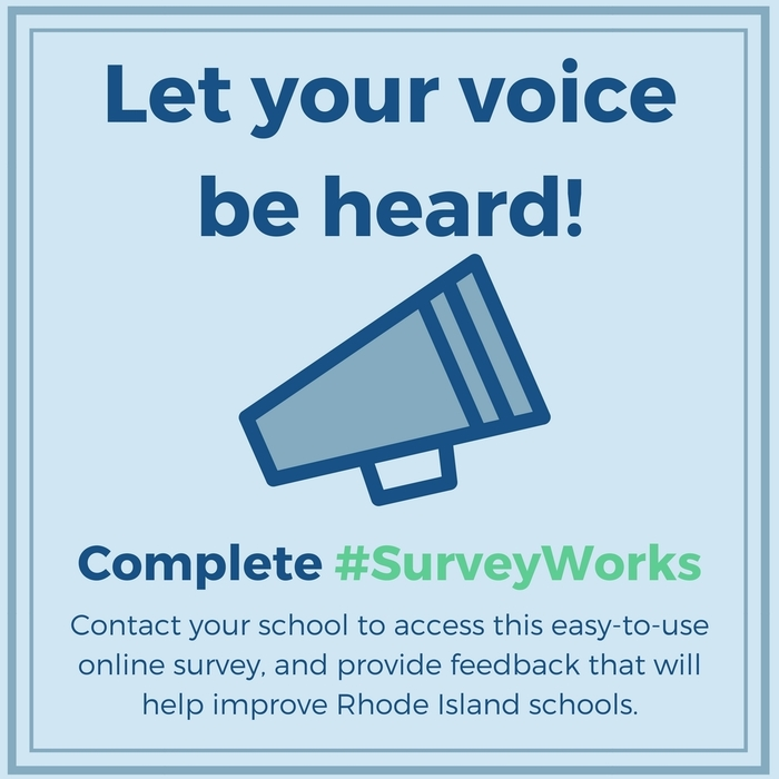 Be heard, complete surveyworks
