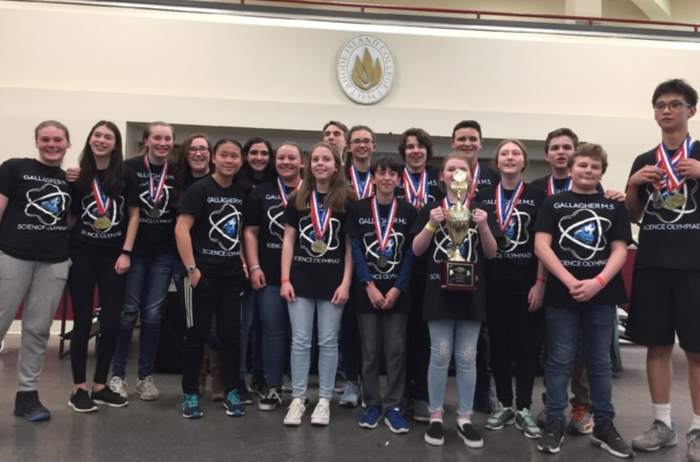 GMS Science Olympiad Team