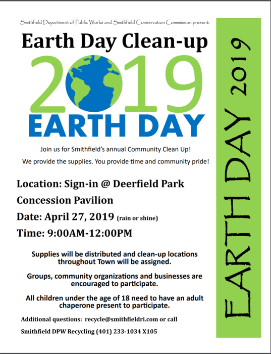 Earth Day Details