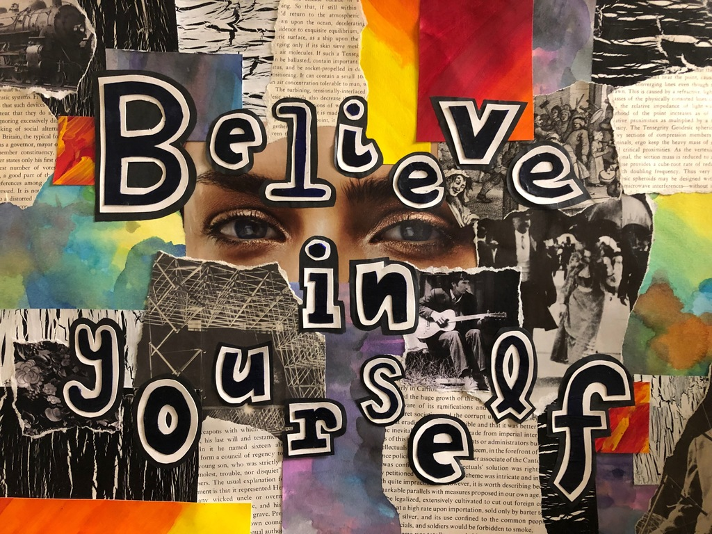 Believe in Yourself artwork