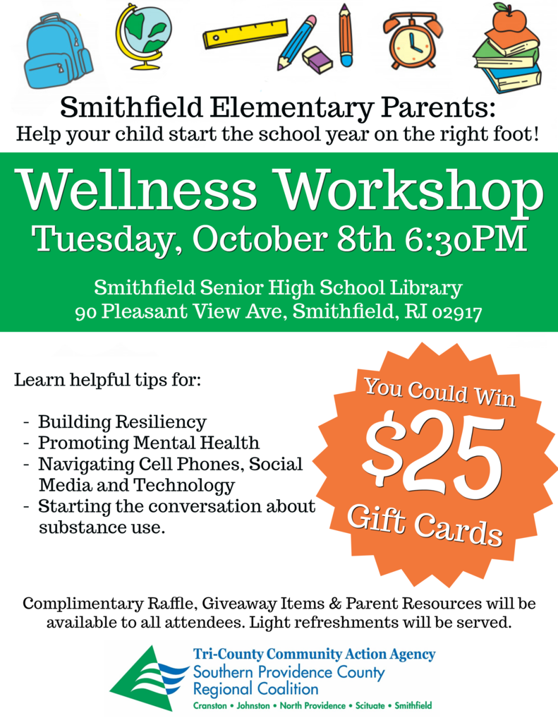 Wellness Workshop Details