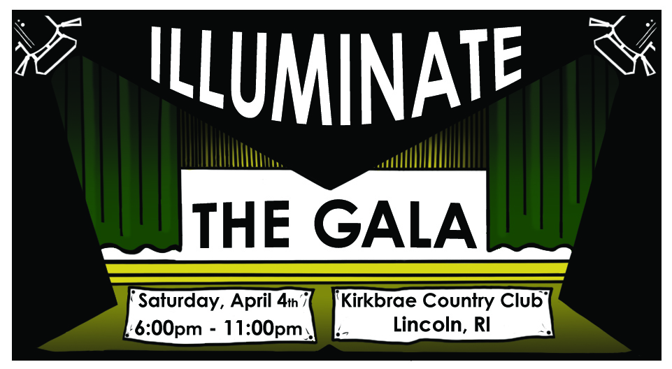 Illuminate Gala flyer