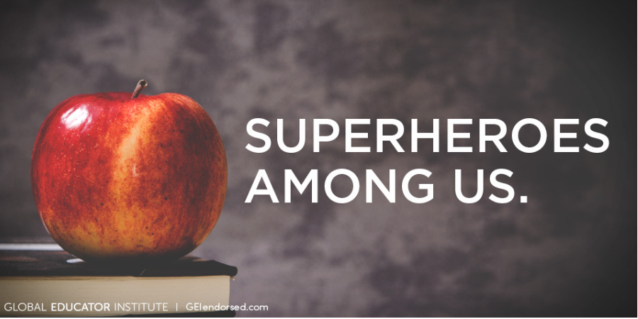 superheros among us with apple