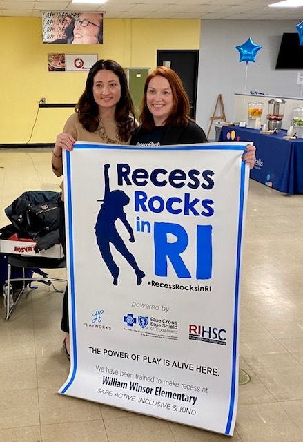 Recess Rocks banners