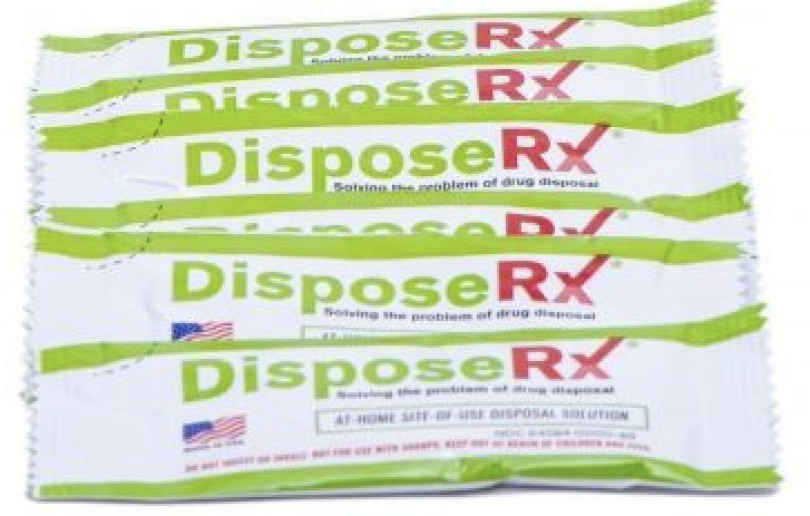 Dispose RX bags