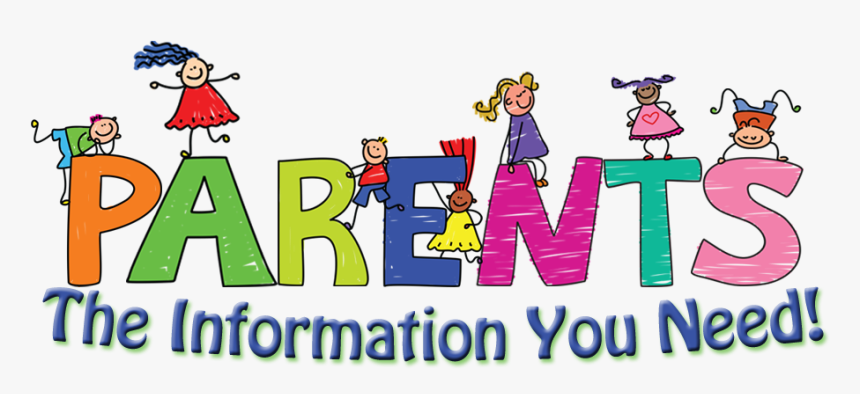 """Parents - the information you need"" drawn as a cartoon image"